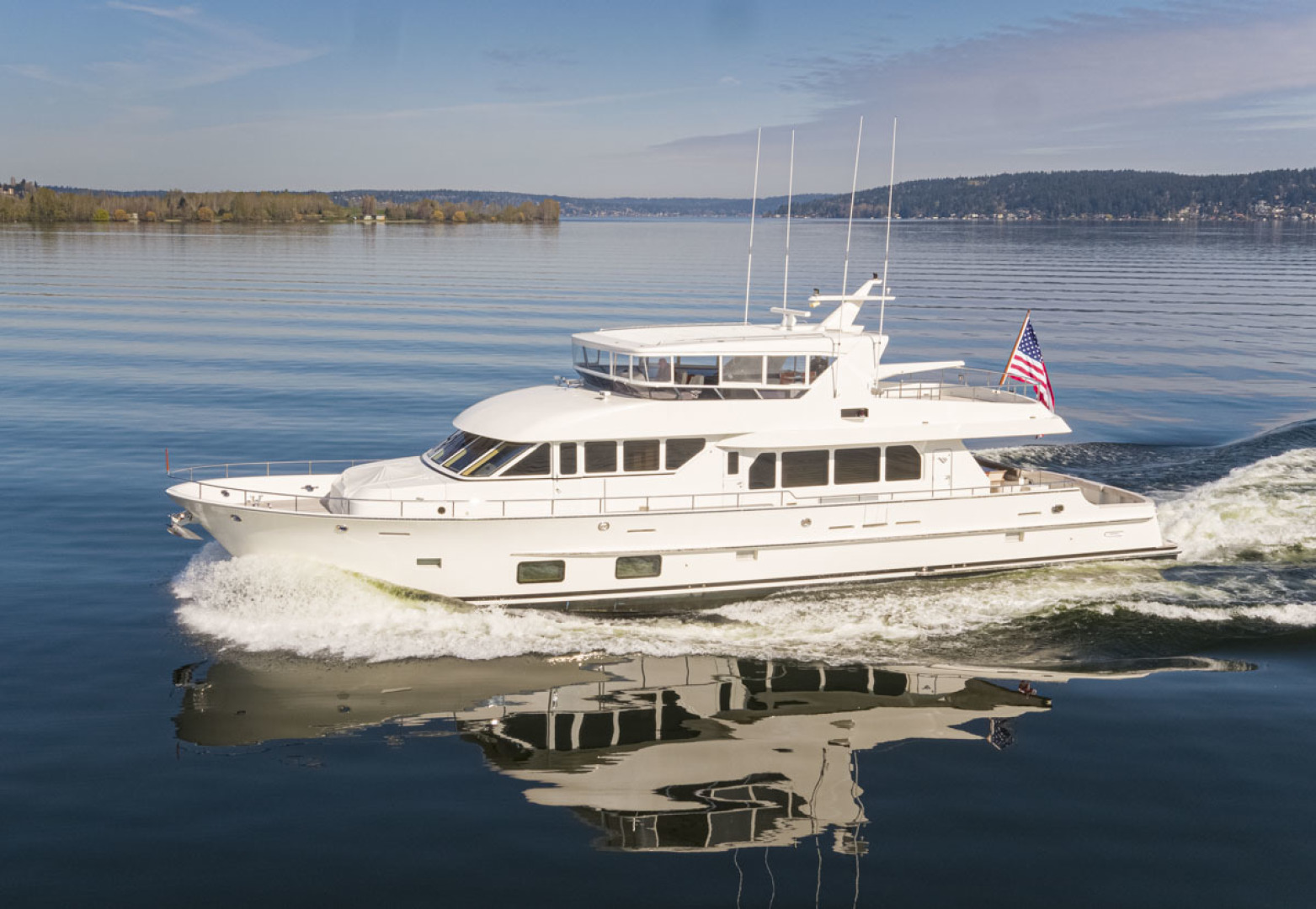 Picture Of: 92' Paragon motor yacht 2015 Yacht For Sale | 1 of 55