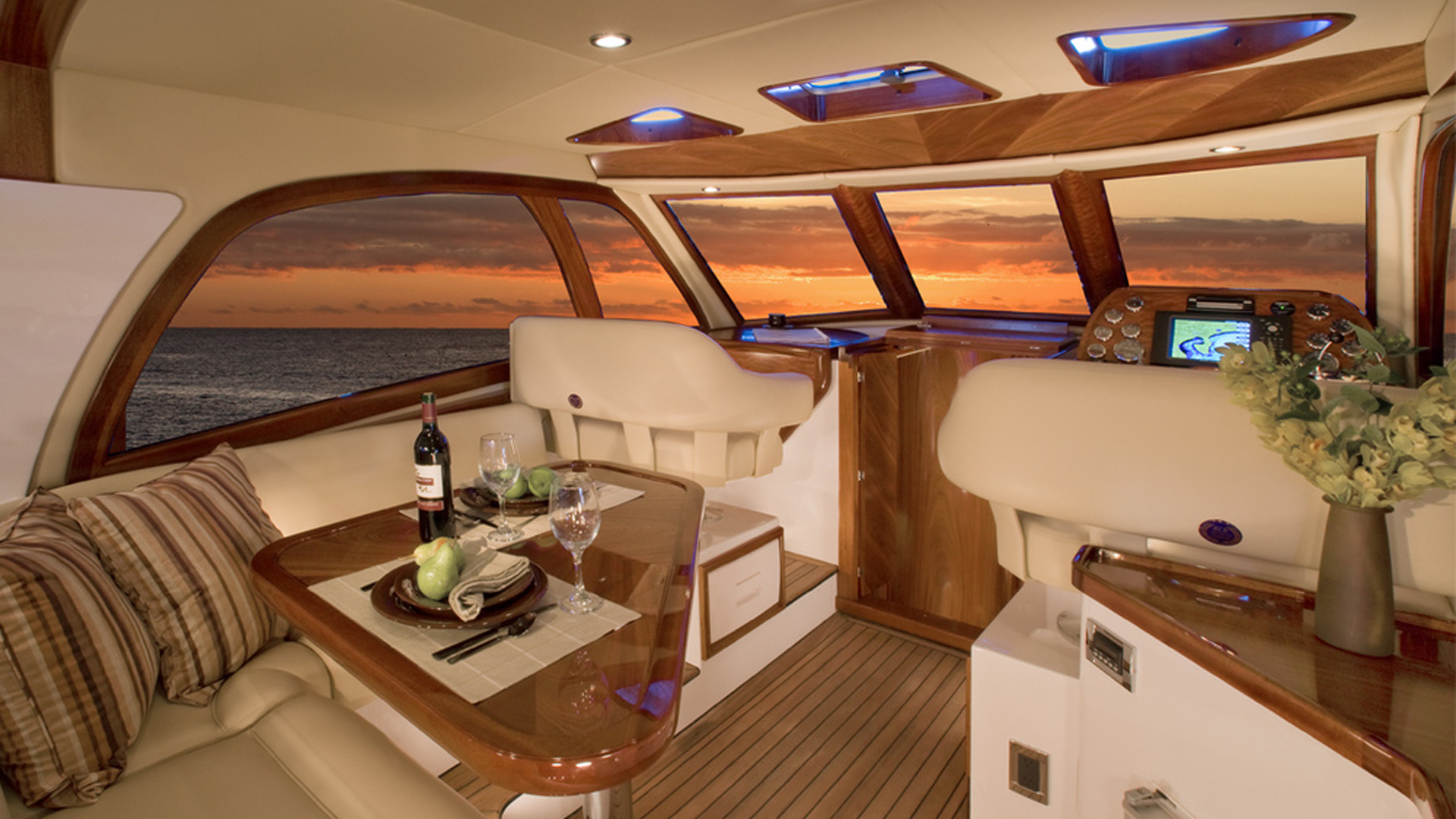 Picture Of: 41' Concorde 41 2014 Yacht For Sale   2 of 11