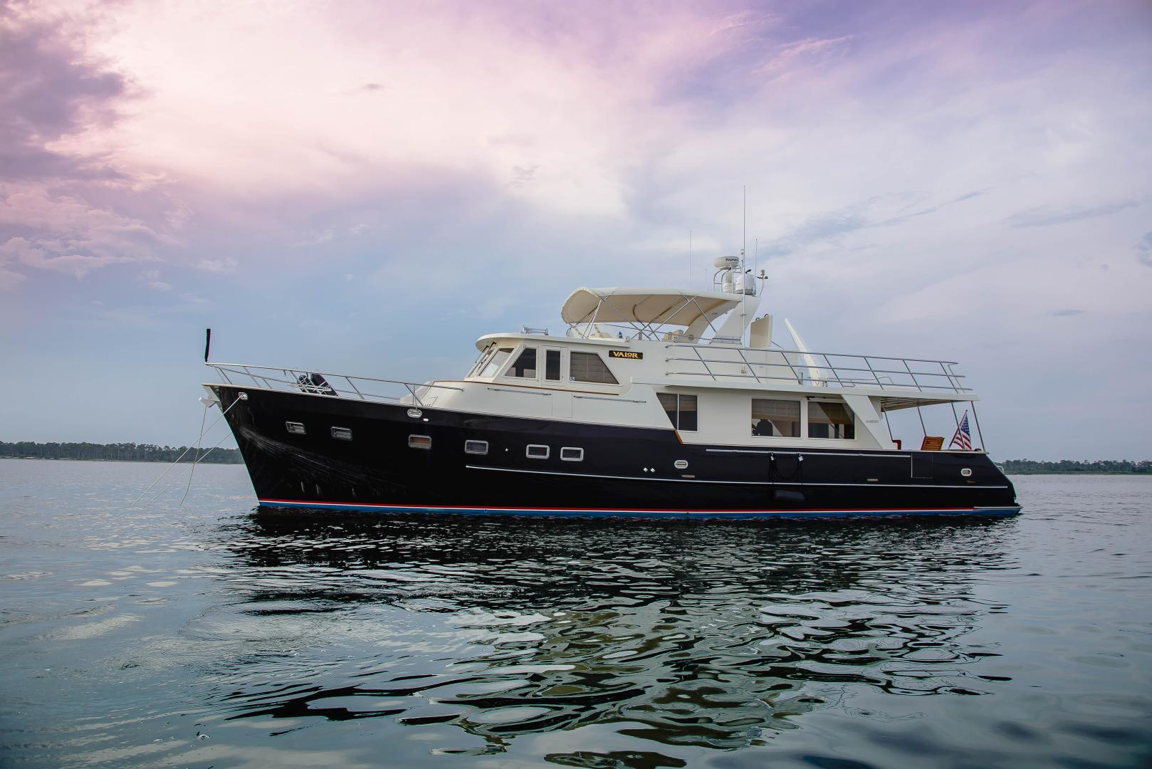 64' Grand Alaskan Pilothouse