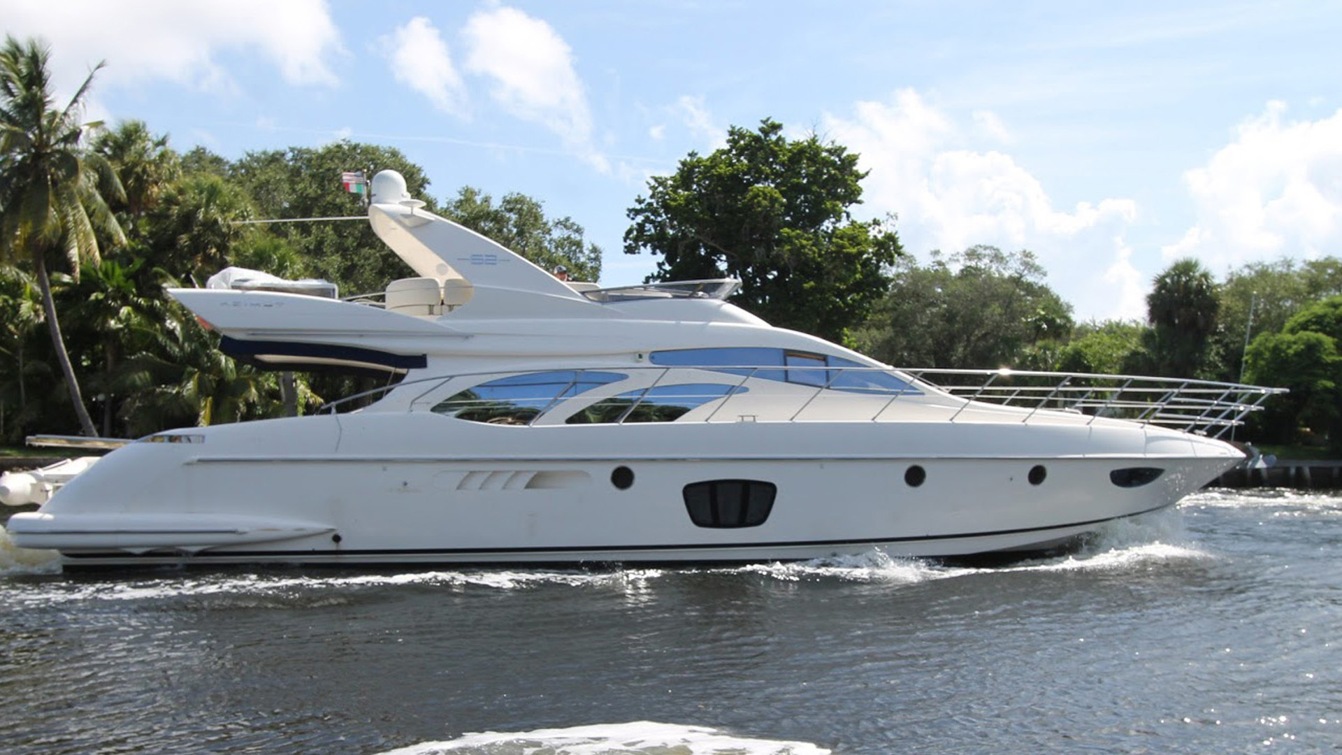 Picture Of: 62' Azimut Motor Yacht 2010 Yacht For Sale | 1 of 9