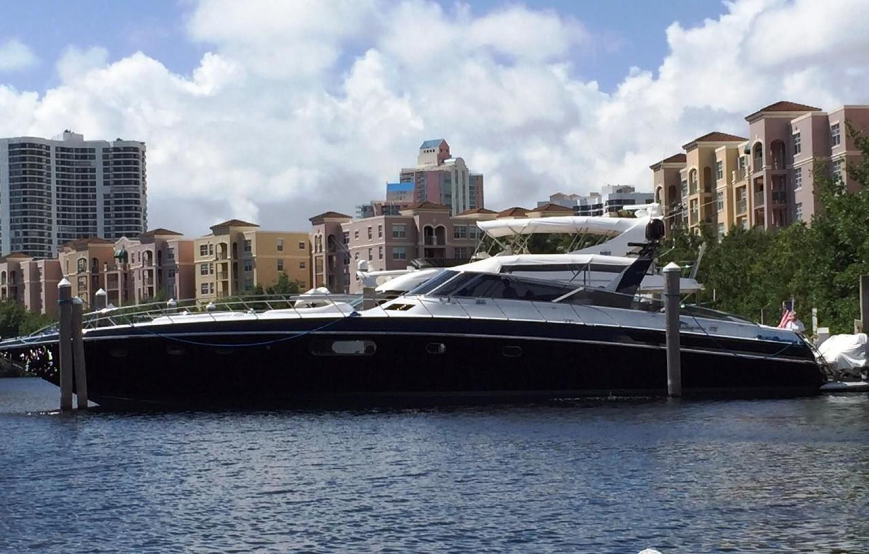 1993 Baia 80ft Panther Yacht For Sale