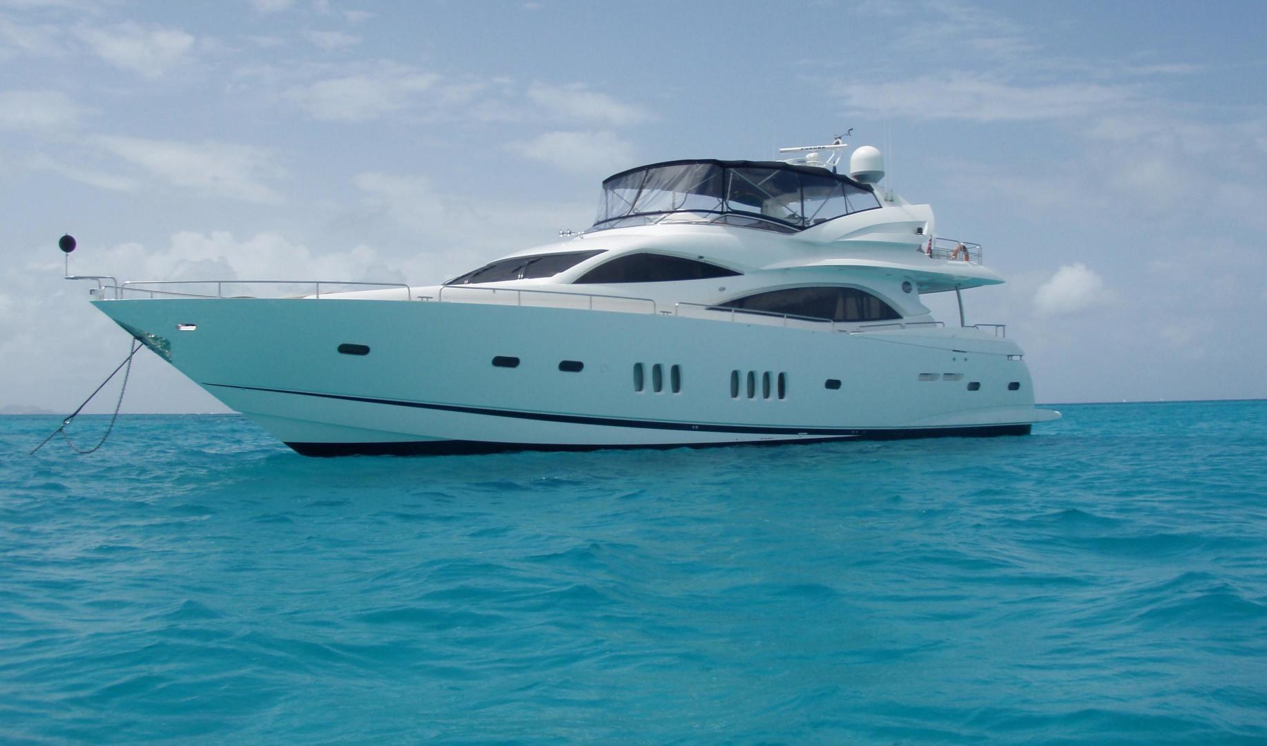 90' Sunseeker 90 Yacht