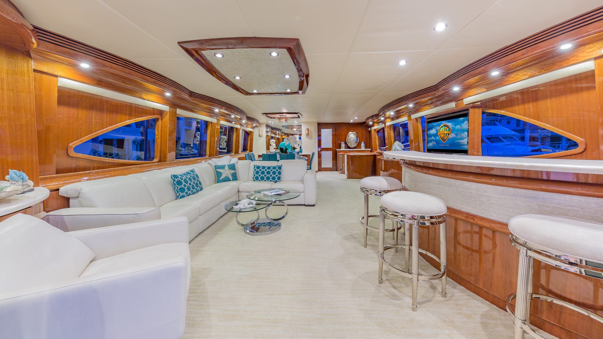 Picture Of: 105' Hargrave Open Bridge 2006 Yacht For Sale | 2 of 87
