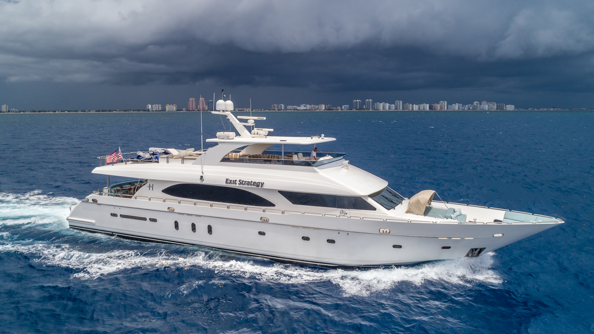 Picture Of: 105' Hargrave Open Bridge 2006 Yacht For Sale | 1 of 87