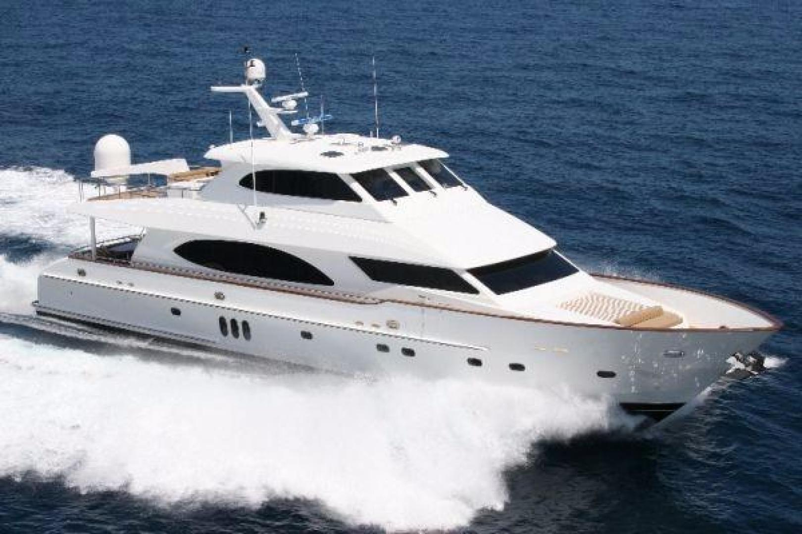 Picture Of: 90' Hargrave Skylounge 2007 Yacht For Sale | 2 of 35