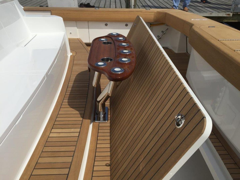 Viking 82 - Cockpit