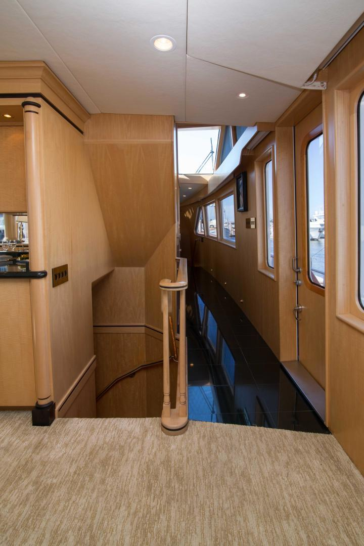 To Helm or Staterooms