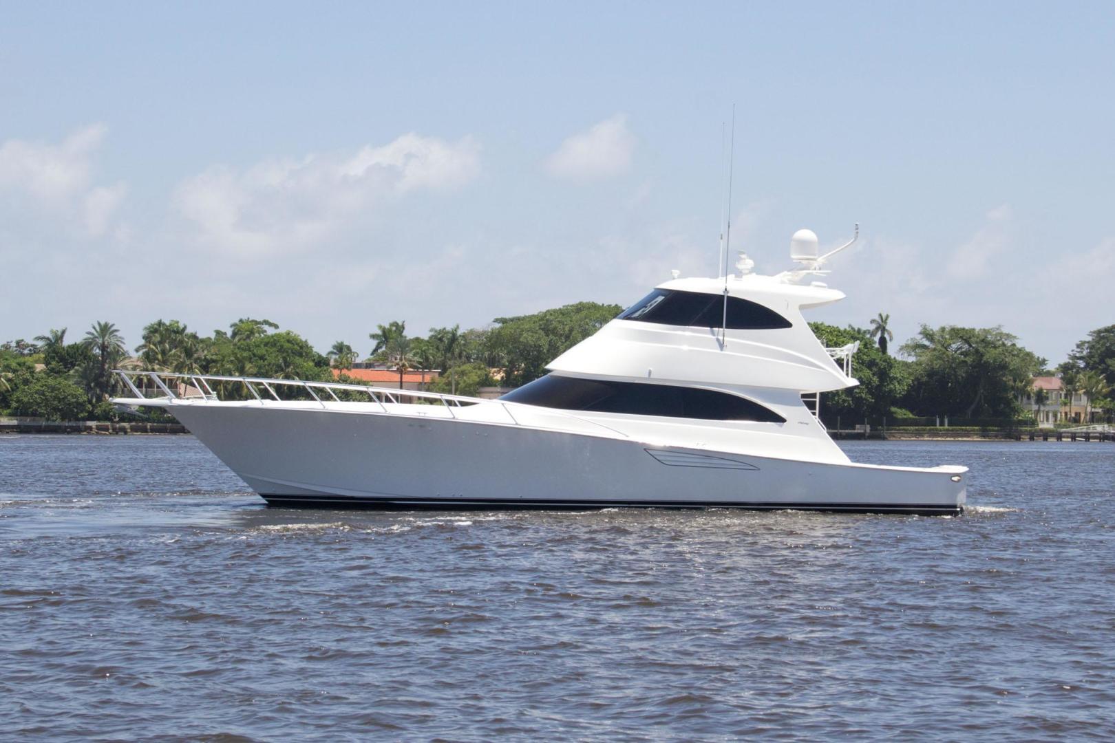 Viking 62 - Port Profile