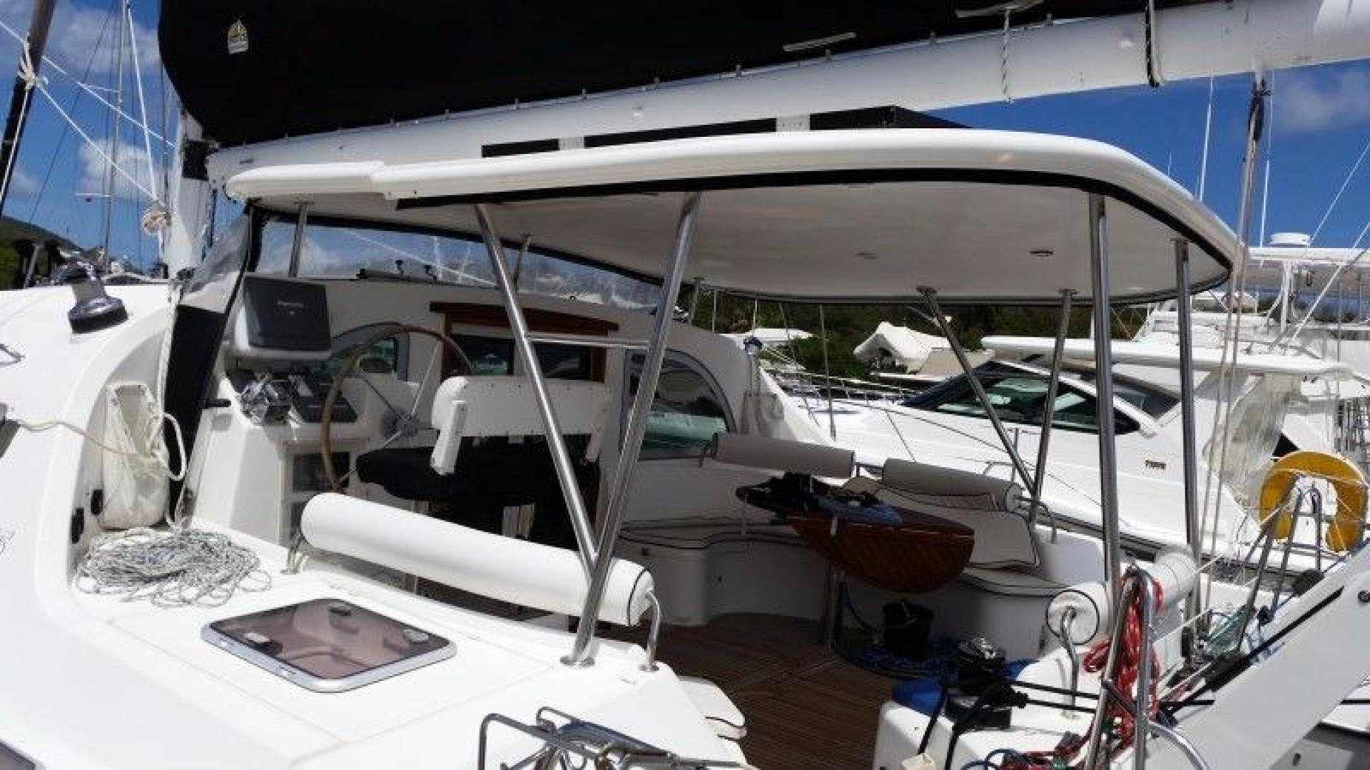 Picture Of: 49' Alliaura Marine Privilege 495 2006 Yacht For Sale | 2 of 54