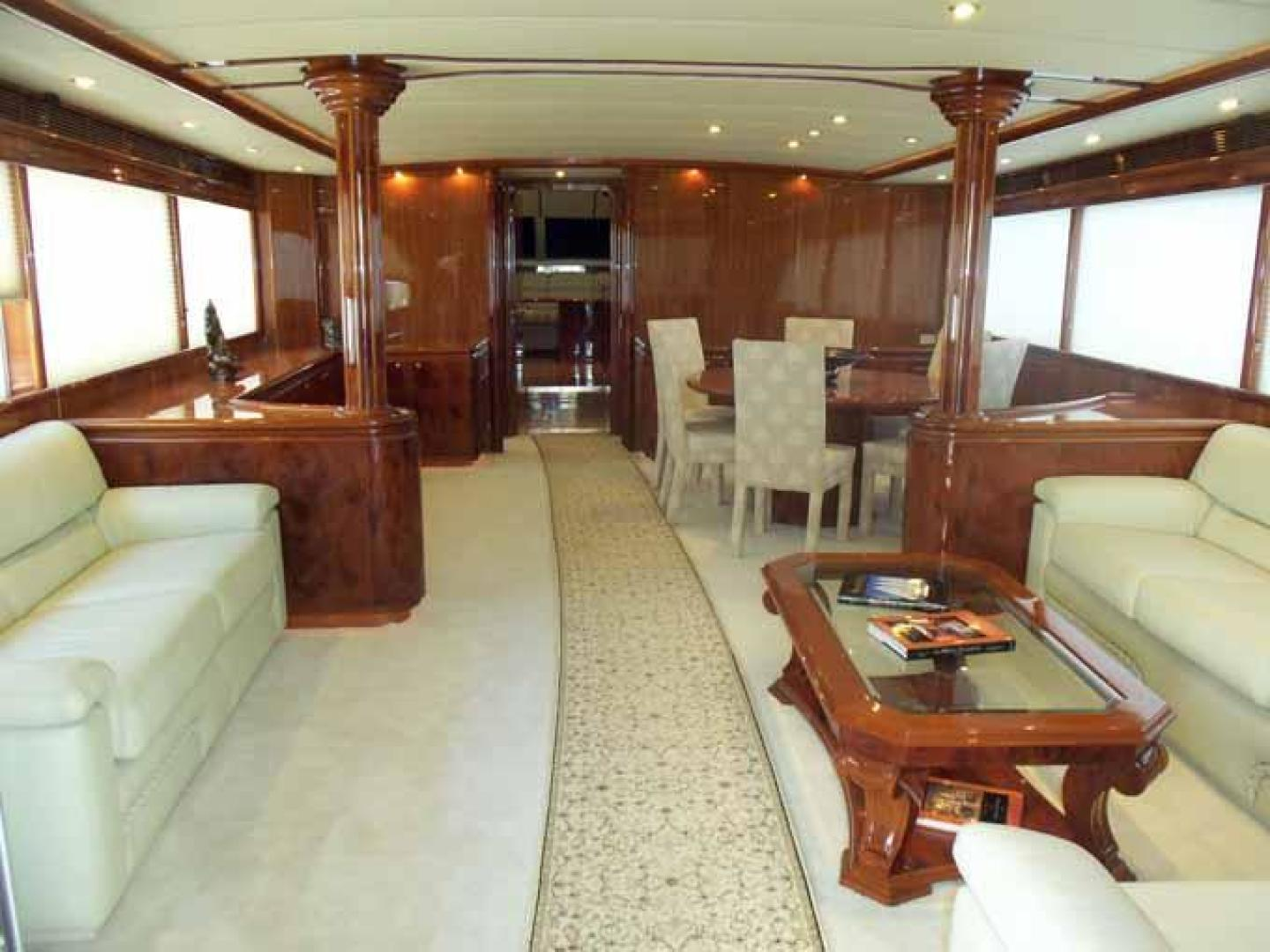 Picture Of: 91' Tarrab Tri Deck MY 2012 Yacht For Sale | 2 of 67