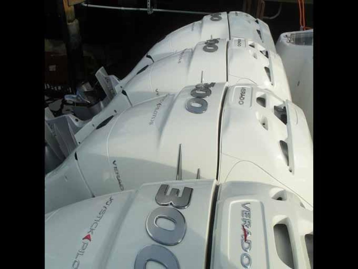 Boston Whaler-Outrage 42 2016-DEALERS CHOICE Ft. Lauderdale-Florida-United States-QUAD ENGINES-1058262 | Thumbnail