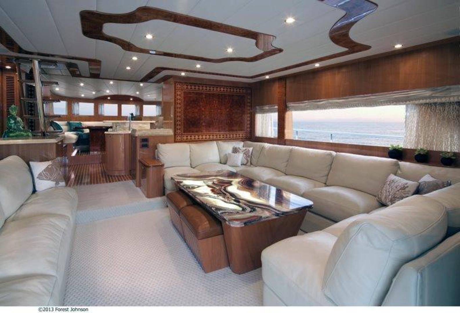 Picture Of: 83' Johnson Flybridge w/Fishing Cockpit 2022 Yacht For Sale | 2 of 13