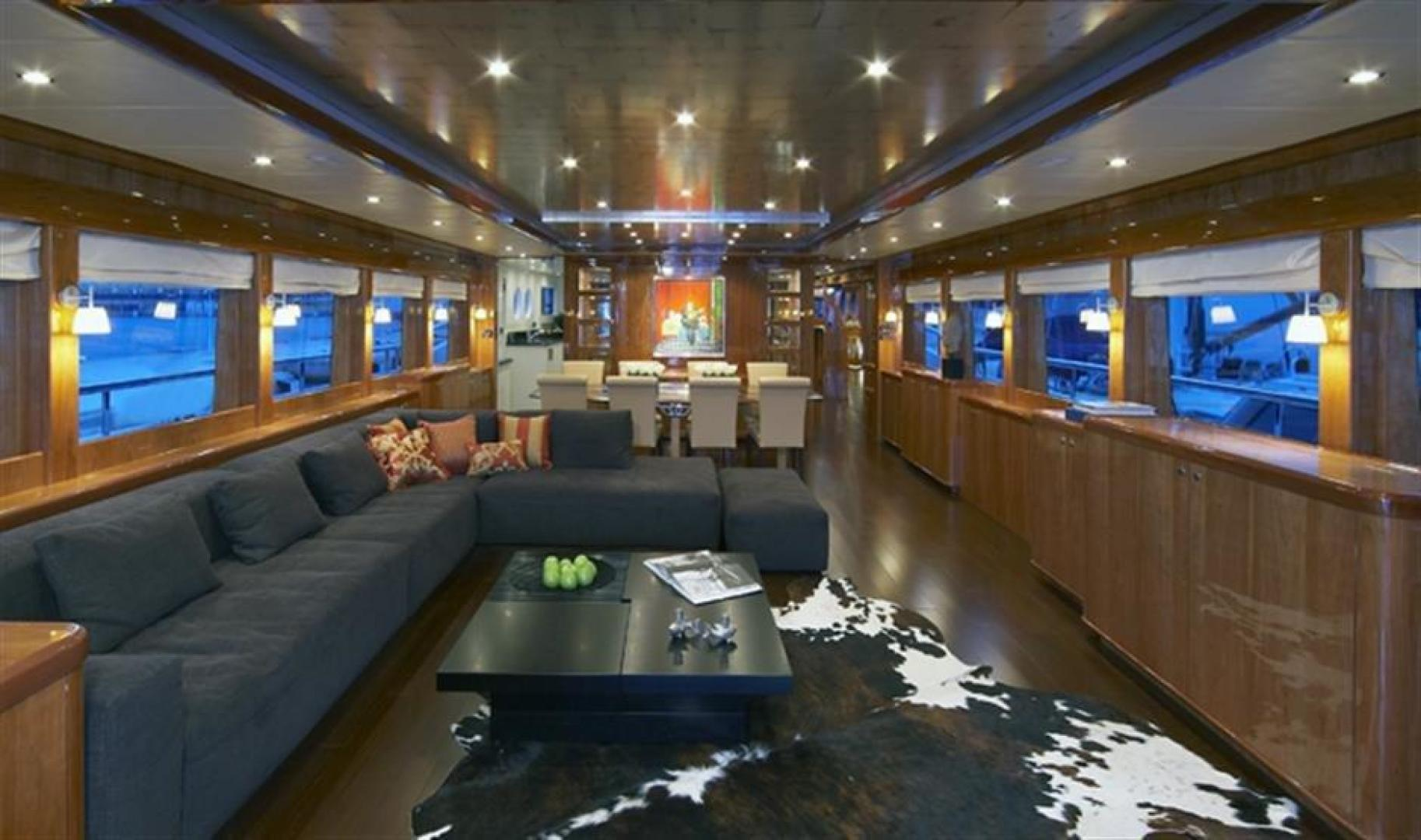 Picture Of: 110' Johnson 110' Skylounge w/On-Deck Master 2024 Yacht For Sale | 2 of 23