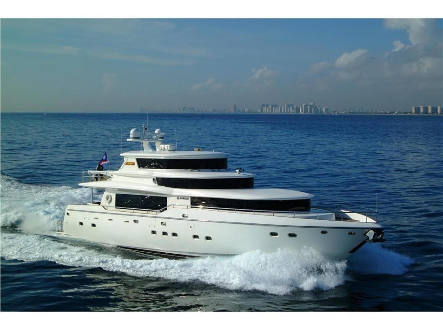 Picture Of: 93' Johnson RPH w/ON-DECK MASTER 2021 Yacht For Sale | 1 of 18