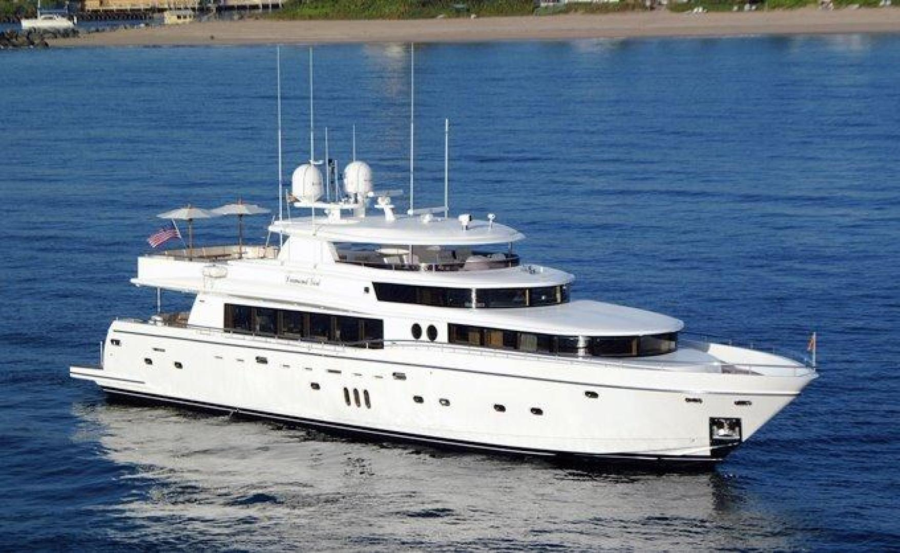 Picture Of: 110' Johnson 110' Flybridge w/On-Deck Master 2021 Yacht For Sale | 1 of 27