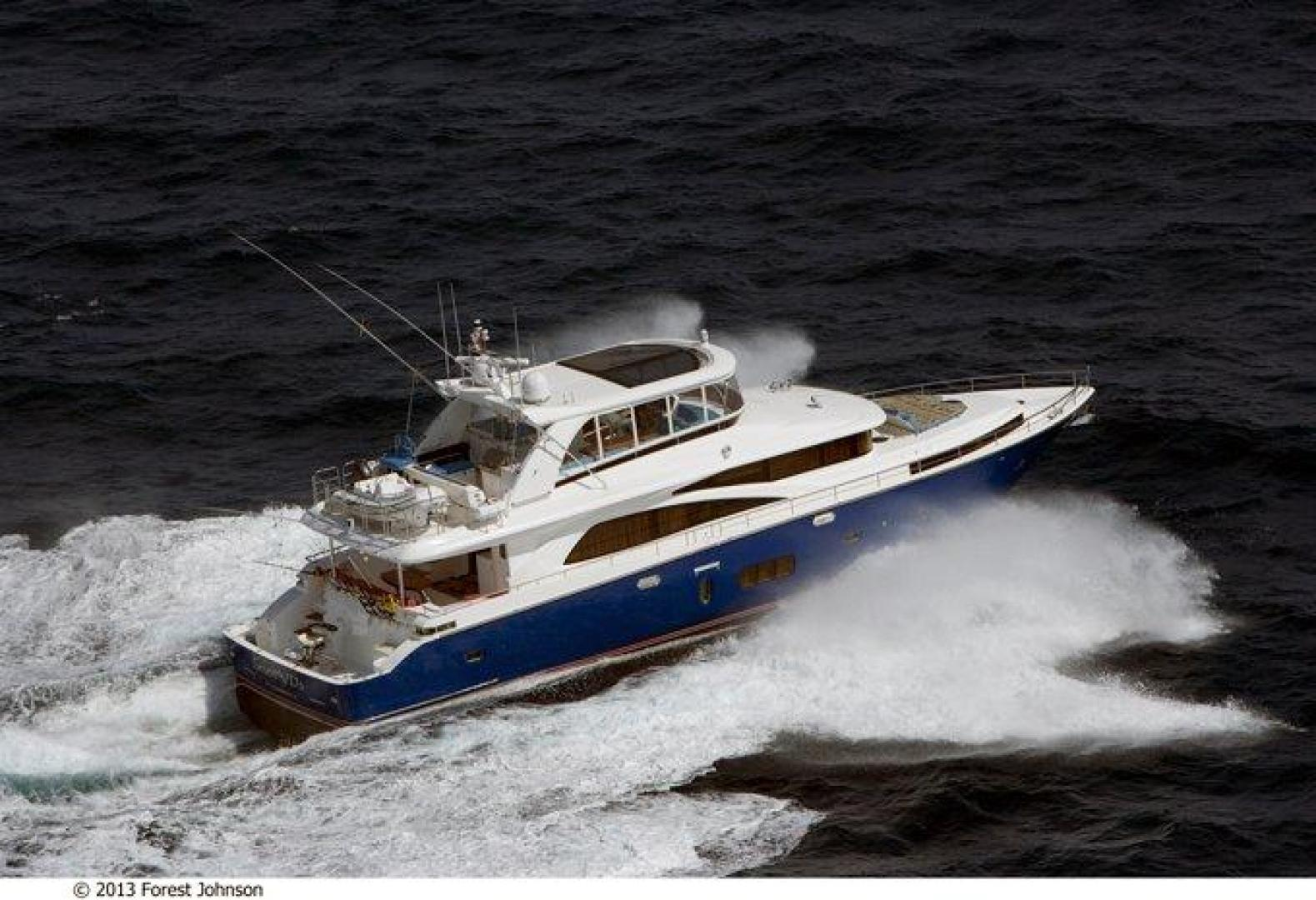 Picture Of: 80' Johnson Flybridge w/Fishing Cockpit 2022 Yacht For Sale | 1 of 13