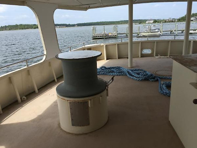 Custom-DEFOE SHIPBUILDING Explorer 1945-Keyport Gloucester Point-Virginia-United States-938485 | Thumbnail