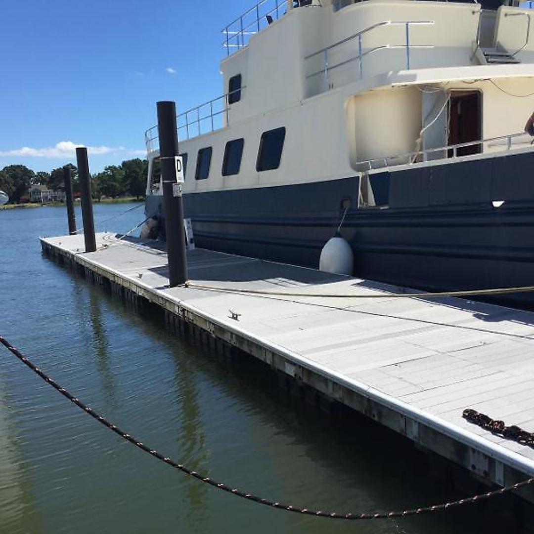 Custom-DEFOE SHIPBUILDING Explorer 1945-Keyport Gloucester Point-Virginia-United States-938477 | Thumbnail