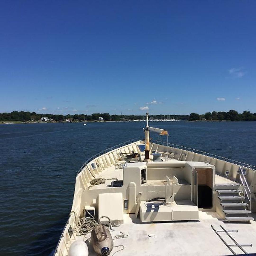 Custom-DEFOE SHIPBUILDING Explorer 1945-Keyport Gloucester Point-Virginia-United States-938479 | Thumbnail