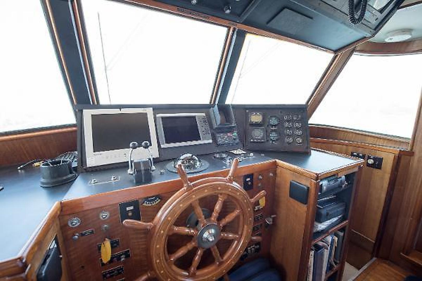 Hatteras-Long Range Cruiser 1977-Maggie B Hampton-Virginia-United States-232551 | Thumbnail
