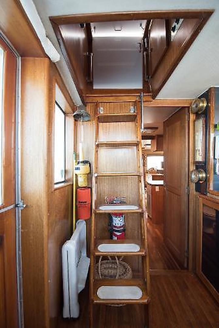 Hatteras-Long Range Cruiser 1977-Maggie B Hampton-Virginia-United States-232552 | Thumbnail
