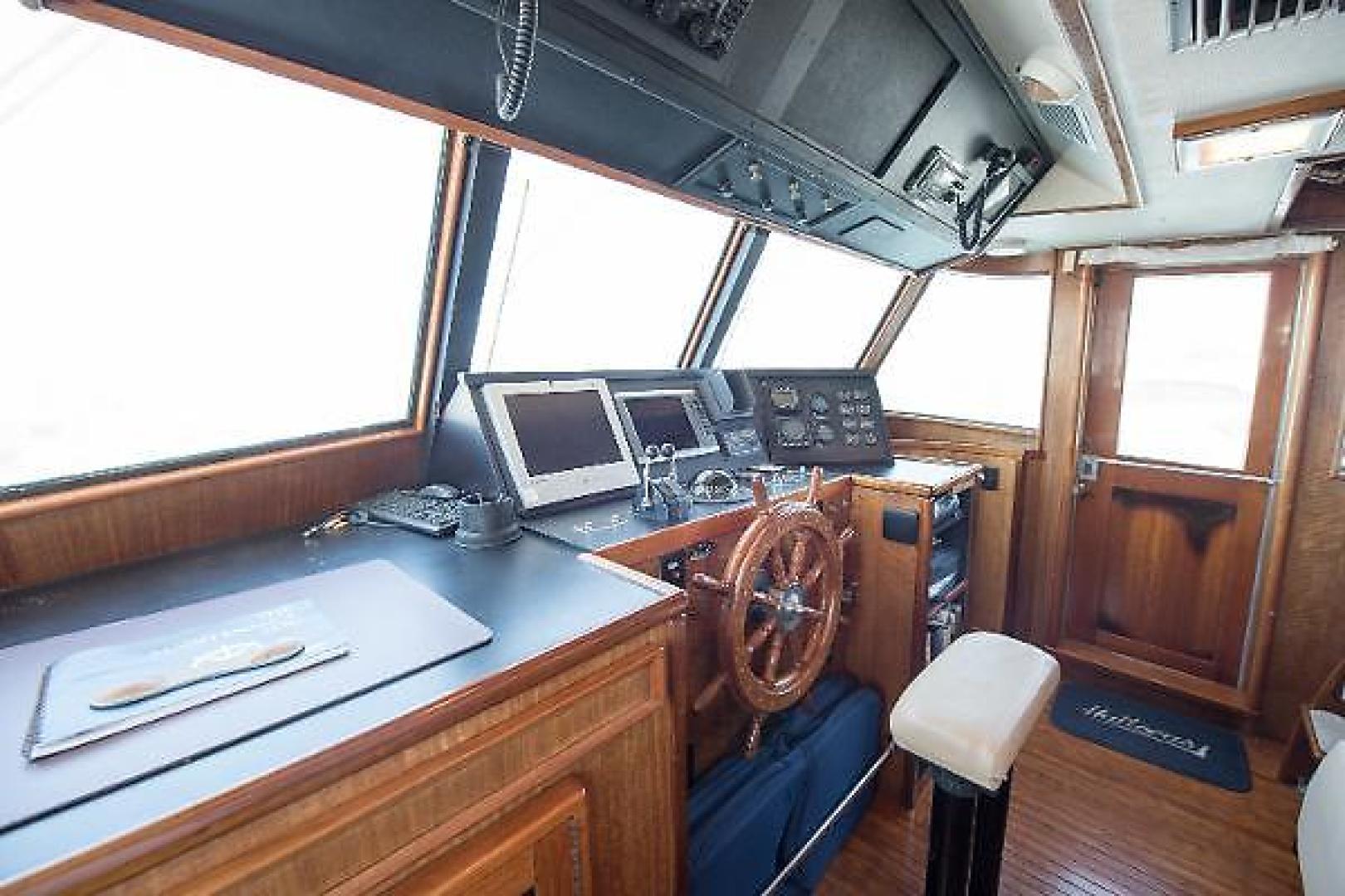 Hatteras-Long Range Cruiser 1977-Maggie B Hampton-Virginia-United States-232549 | Thumbnail