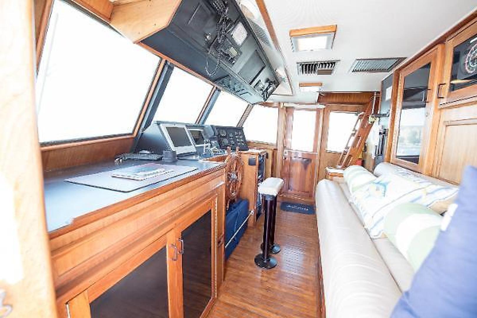 Hatteras-Long Range Cruiser 1977-Maggie B Hampton-Virginia-United States-232553 | Thumbnail