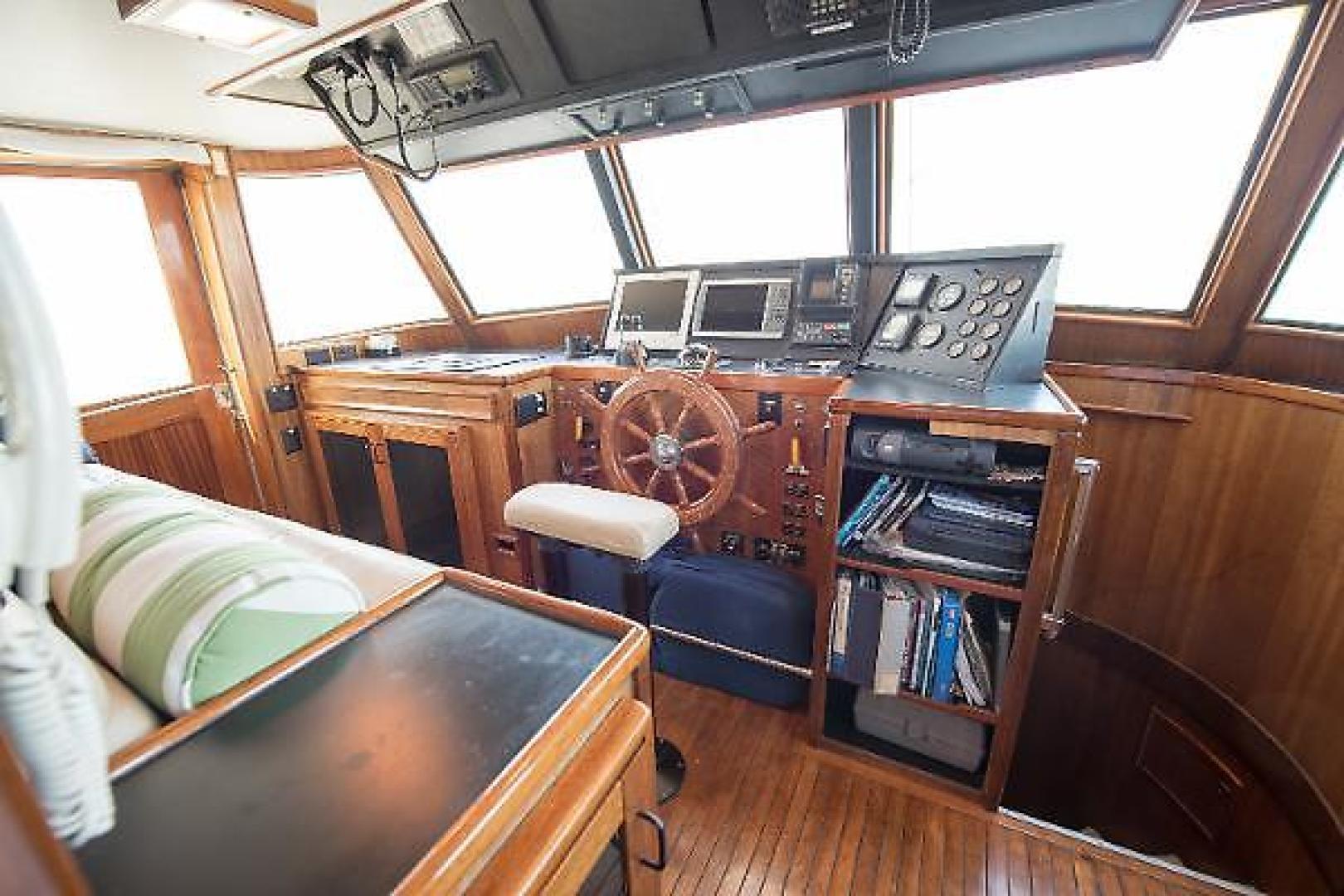 Hatteras-Long Range Cruiser 1977-Maggie B Hampton-Virginia-United States-232536 | Thumbnail
