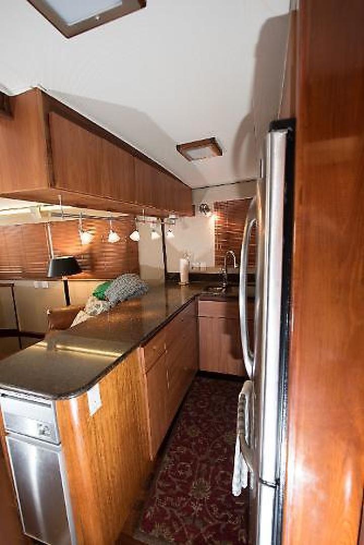 Hatteras-Long Range Cruiser 1977-Maggie B Hampton-Virginia-United States-232544 | Thumbnail