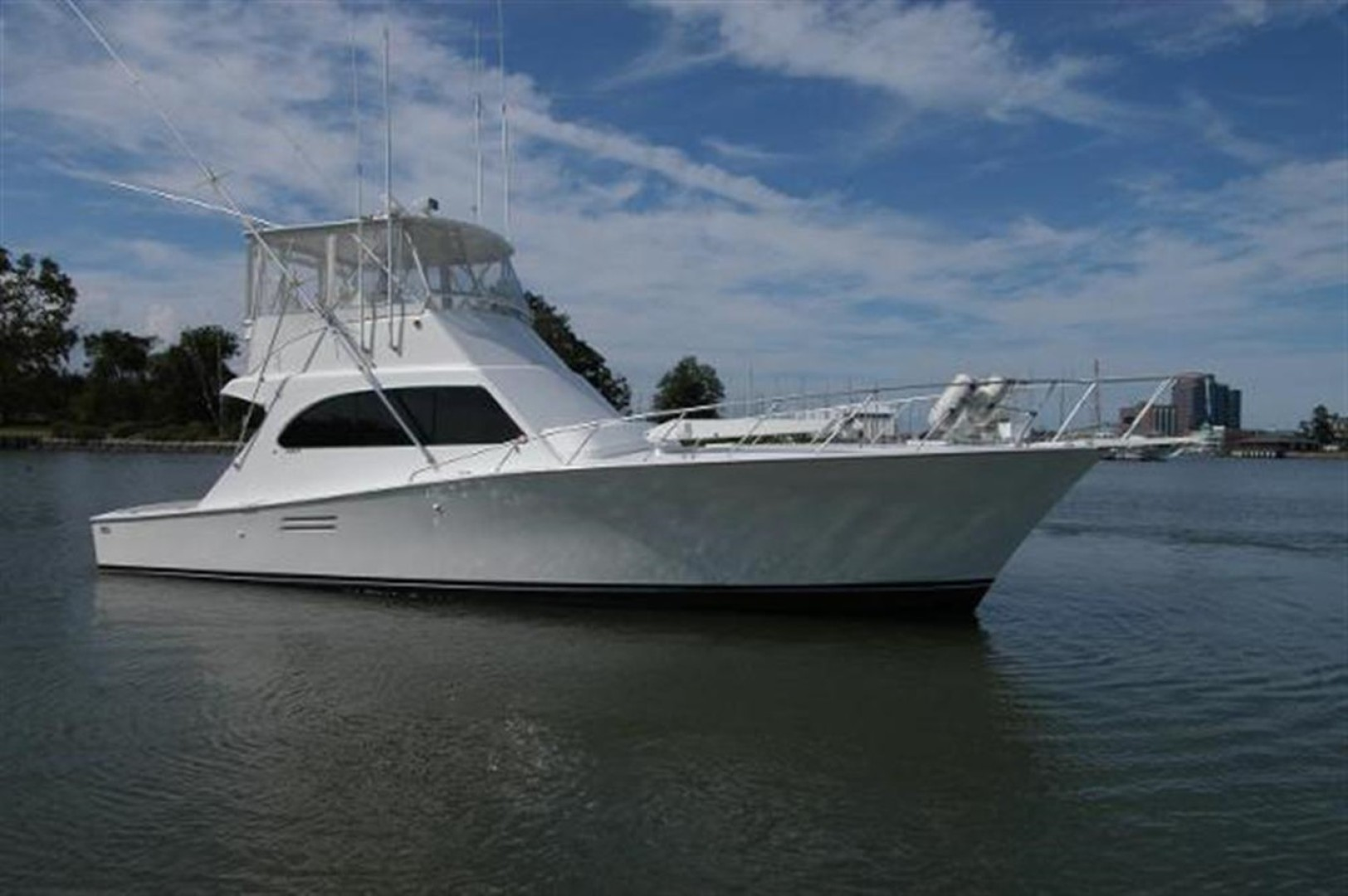 Picture Of: 47' Post Convertible 1997 Yacht For Sale | 2 of 43