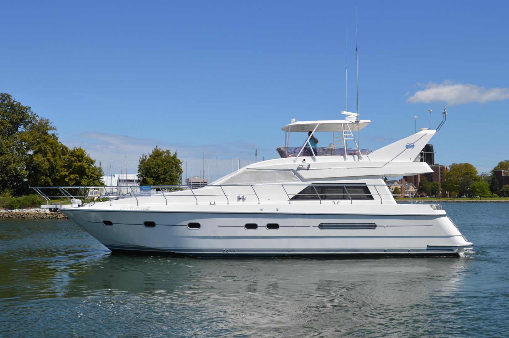 Neptunus-55 Motor Yacht 1997-Sea Venture III Hampton-Virginia-United States-1355222 | Thumbnail