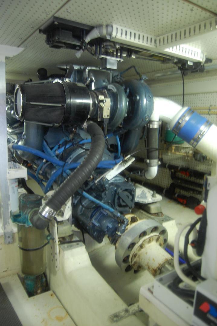 Neptunus-55 Motor Yacht 1997-Sea Venture III Hampton-Virginia-United States-1355255 | Thumbnail