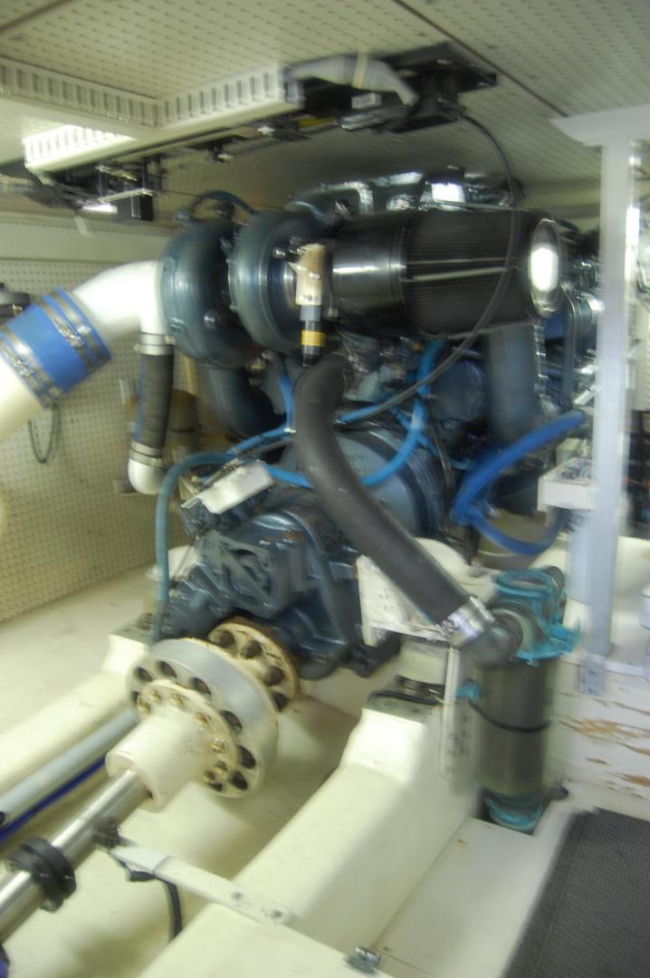 Neptunus-55 Motor Yacht 1997-Sea Venture III Hampton-Virginia-United States-1355254 | Thumbnail