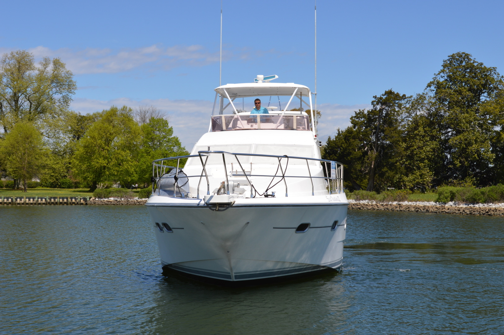 Neptunus-55 Motor Yacht 1997-Sea Venture III Hampton-Virginia-United States-1355276 | Thumbnail