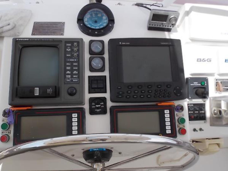 Neptunus-55 Motor Yacht 1997-Sea Venture III Hampton-Virginia-United States-1355271 | Thumbnail