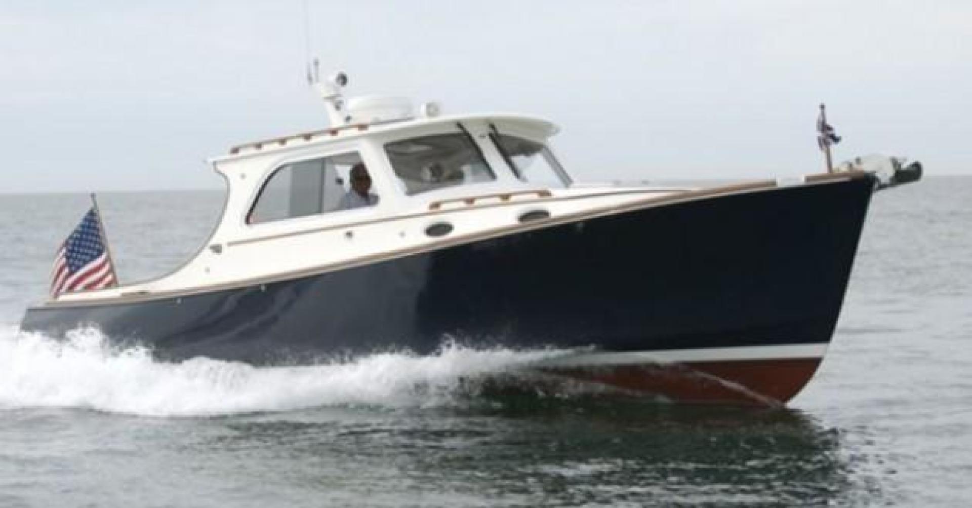 36' Hinckley Picnic Boat Classic