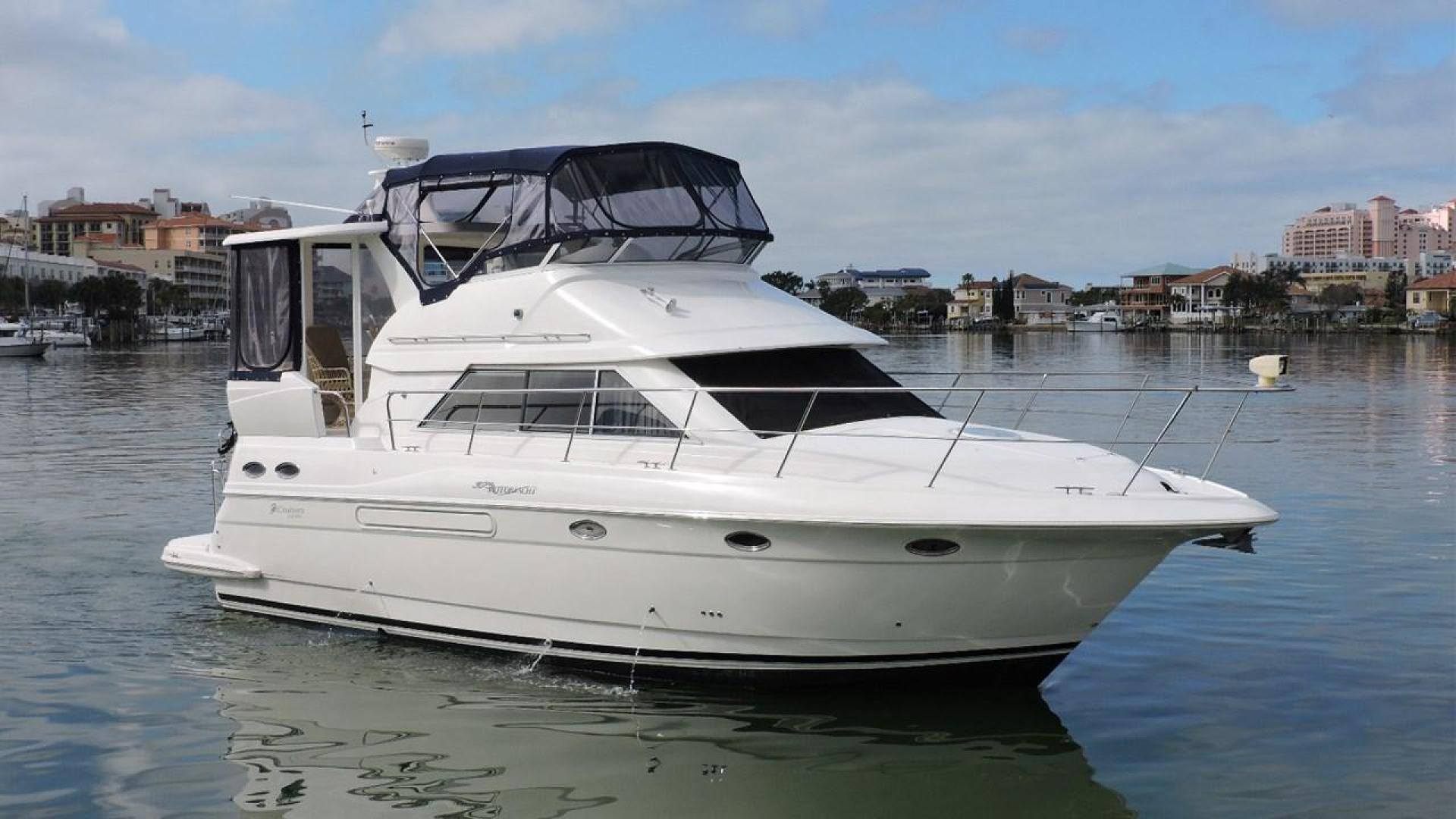 and cruisers boats sureshade cabins cantius cabin cruiser express pleasure