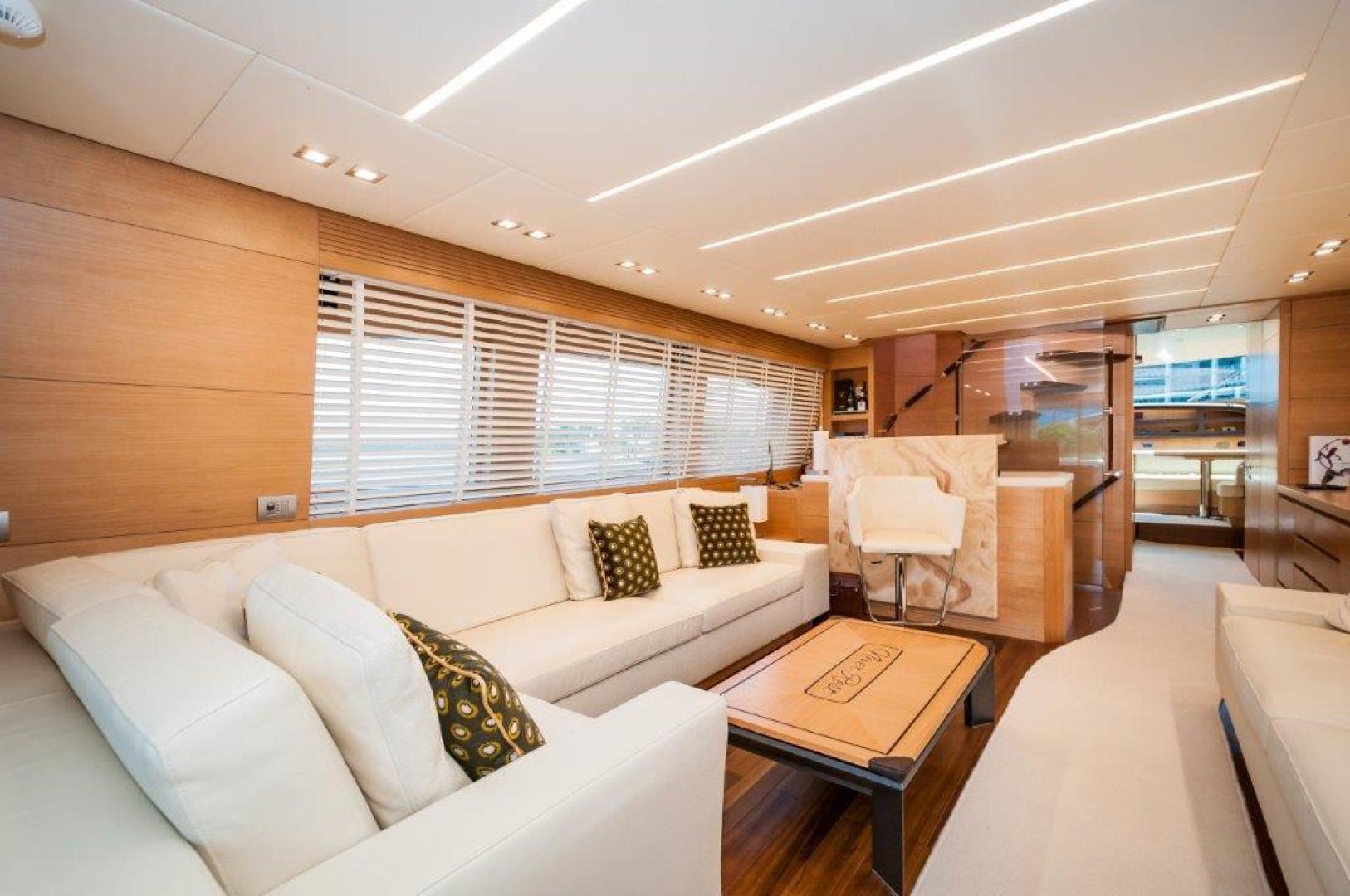 Maiora-84 Motor Yacht 2015-Never Rest SANDESTIN-Florida-United States-2015 Maiora 84 Motor Yacht Salon Never Rest-720546 | Thumbnail