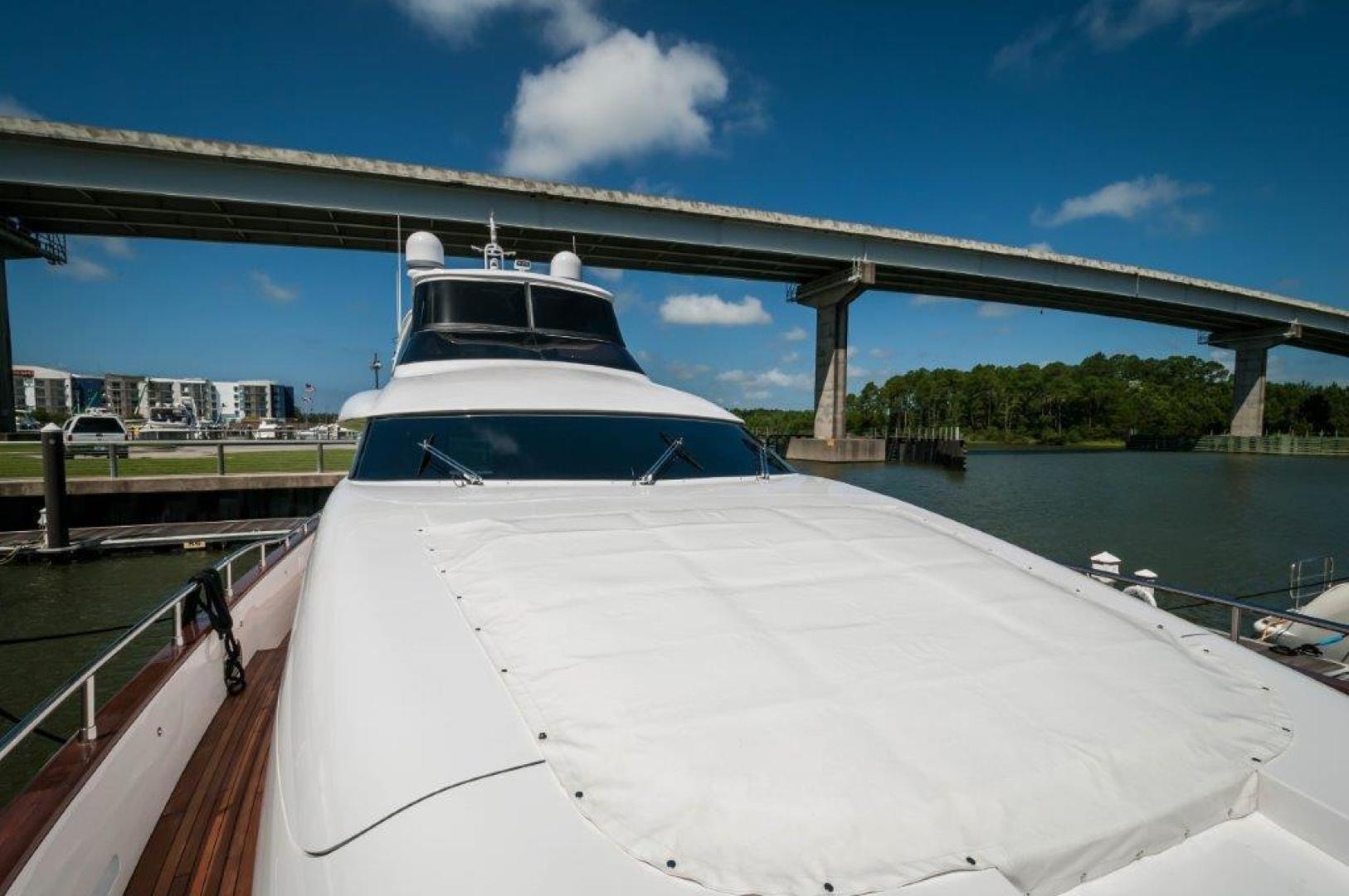 Maiora-84 Motor Yacht 2015-Never Rest SANDESTIN-Florida-United States-2015 Maiora 84 Motor Yacht Bow Cushion Never Rest-720532 | Thumbnail