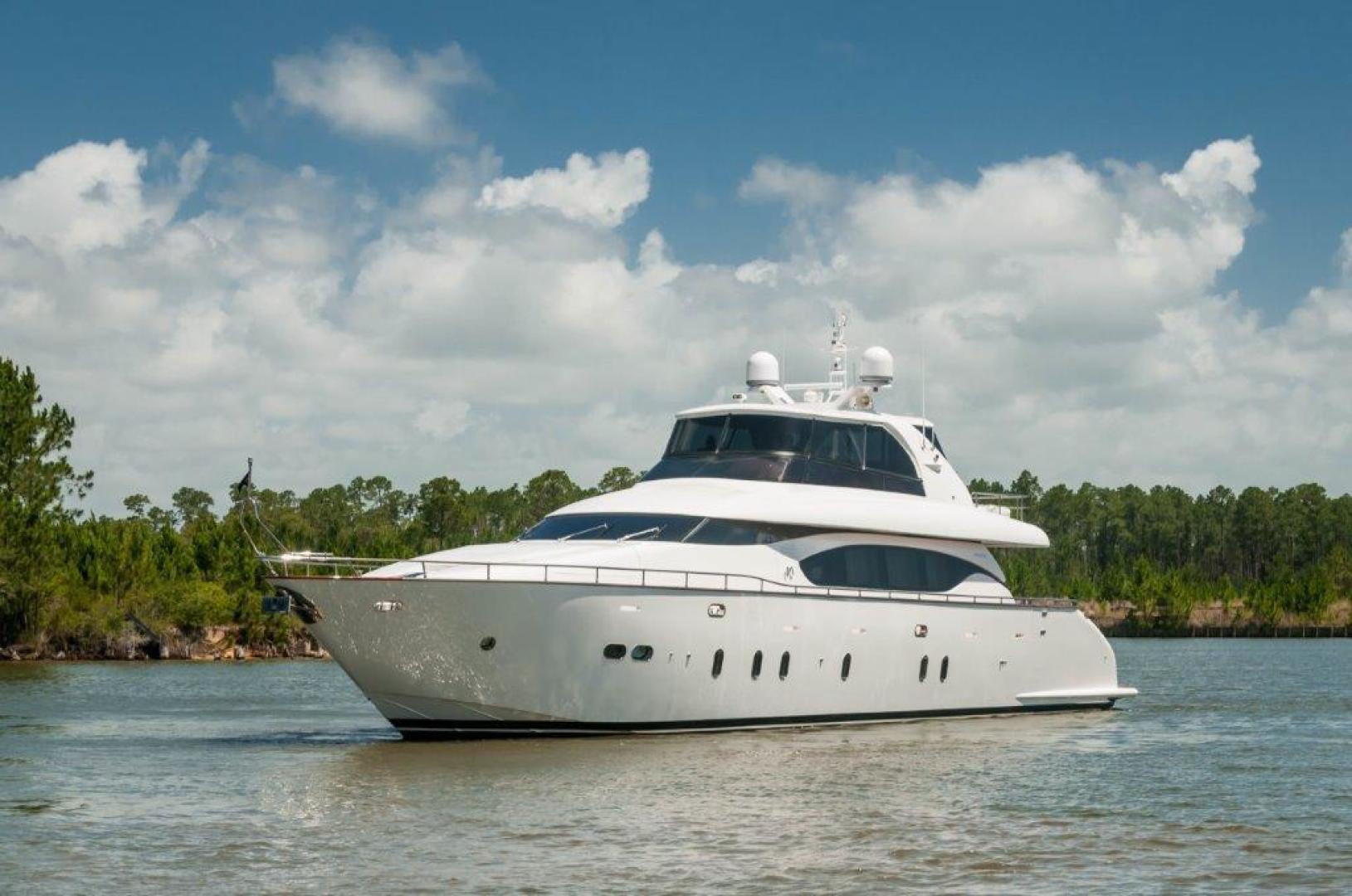 Maiora-84 Motor Yacht 2015-Never Rest SANDESTIN-Florida-United States-2015 Maiora 84 Motor Yacht Never Rest Port Profile-720528 | Thumbnail