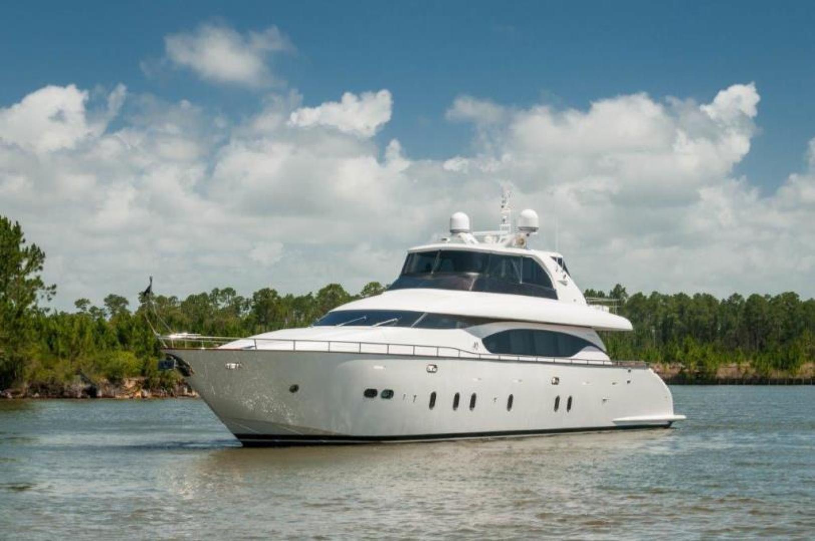 Maiora-84 Motor Yacht 2015-Never Rest SANDESTIN-Florida-United States-2015 Maiora 84 Motor Yacht Never Rest Profile-720524 | Thumbnail
