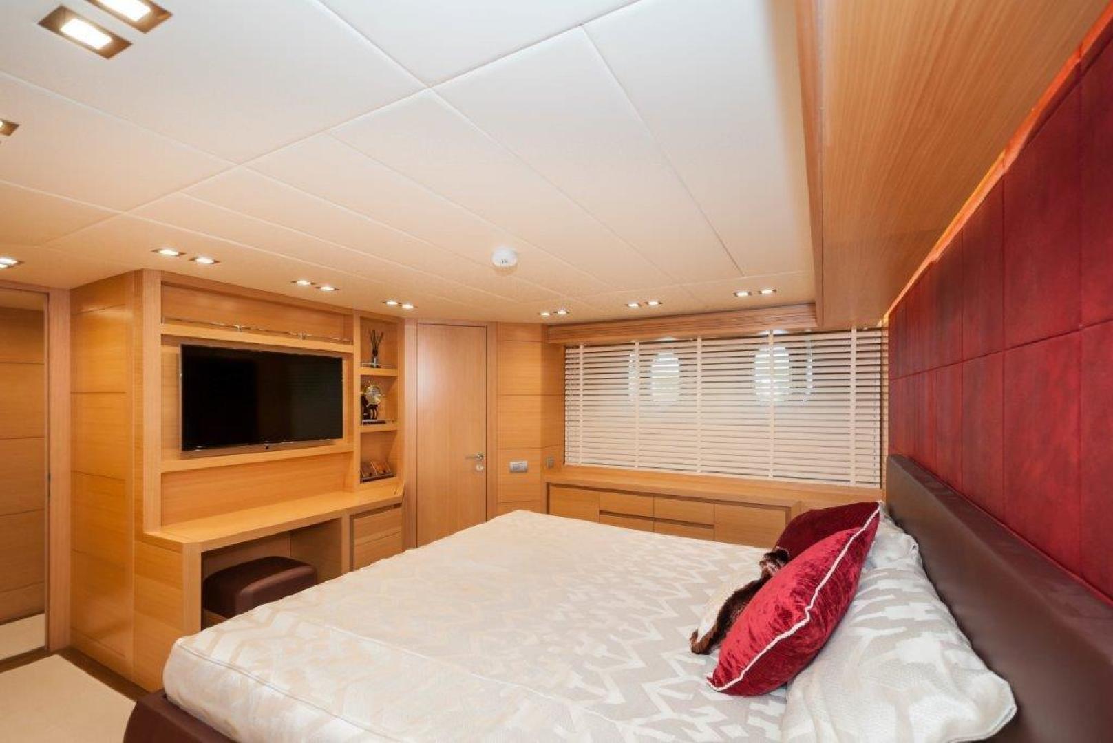 Maiora-84 Motor Yacht 2015-Never Rest SANDESTIN-Florida-United States-2015 Maiora 84 Motor Yacht Master Stateroom Never Rest-720562 | Thumbnail