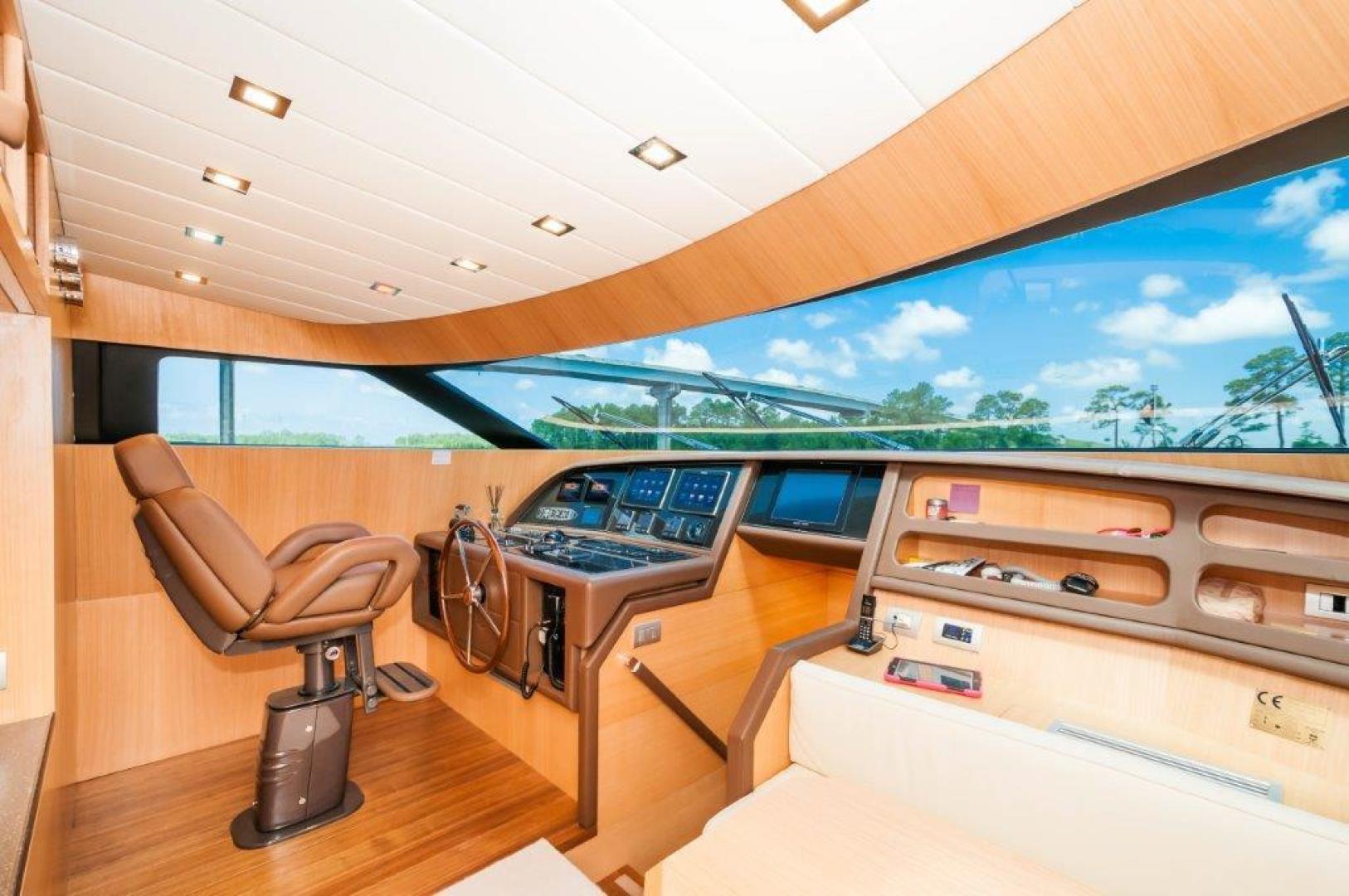 Maiora-84 Motor Yacht 2015-Never Rest SANDESTIN-Florida-United States-2015 Maiora 84 Motor Yacht Pilot House  Never Rest-720604 | Thumbnail