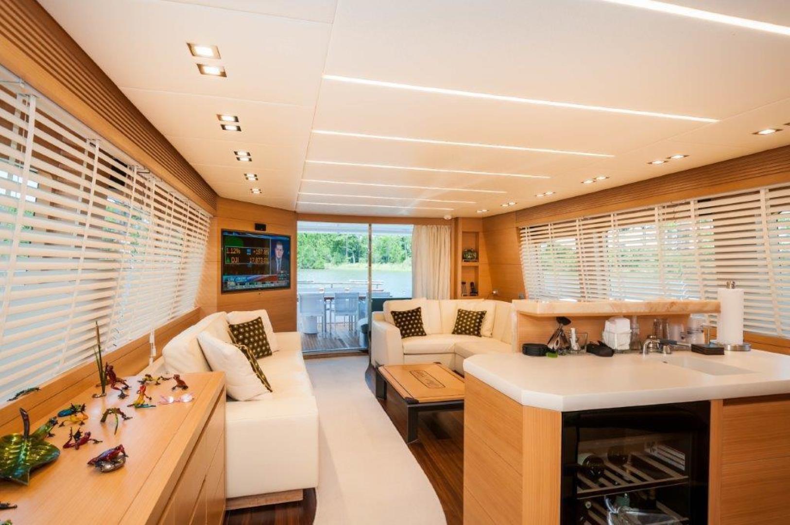 Maiora-84 Motor Yacht 2015-Never Rest SANDESTIN-Florida-United States-2015 Maiora 84 Motor Yacht Salon Never Rest-720549 | Thumbnail