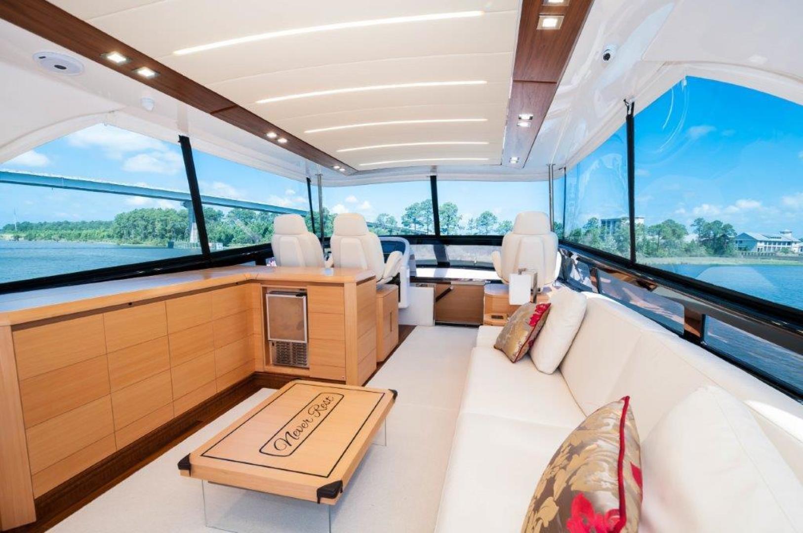 Maiora-84 Motor Yacht 2015-Never Rest SANDESTIN-Florida-United States-2015 Maiora 84 Motor Yacht Flybridge Never Rest-720596 | Thumbnail