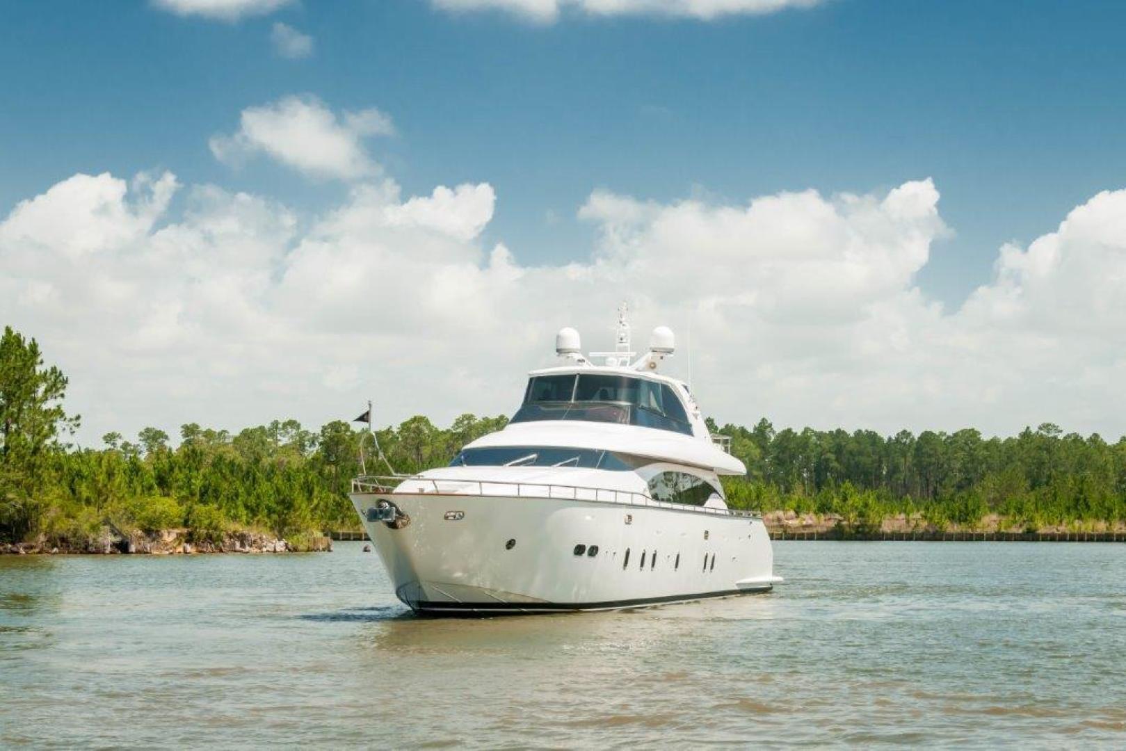 Maiora-84 Motor Yacht 2015-Never Rest SANDESTIN-Florida-United States-2015 Maiora 84 Motor Yacht Never Rest Port Bow-720527 | Thumbnail