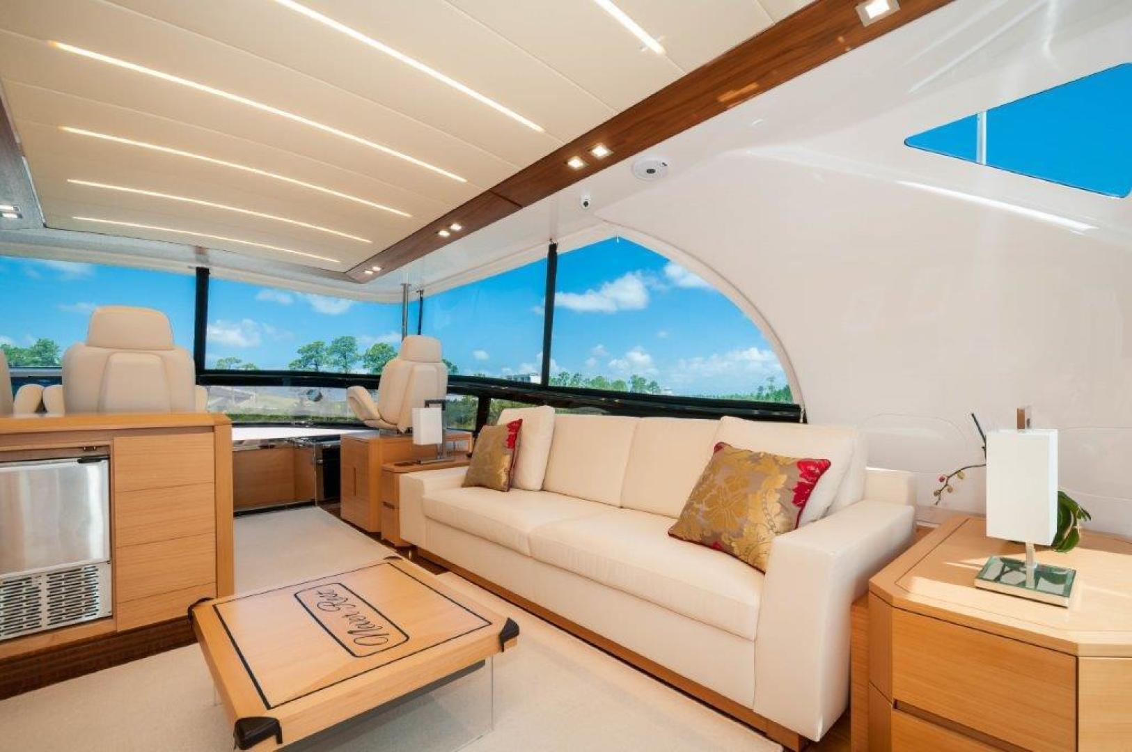Maiora-84 Motor Yacht 2015-Never Rest SANDESTIN-Florida-United States-2015 Maiora 84 Motor Yacht Flybridge Never Rest-720600 | Thumbnail
