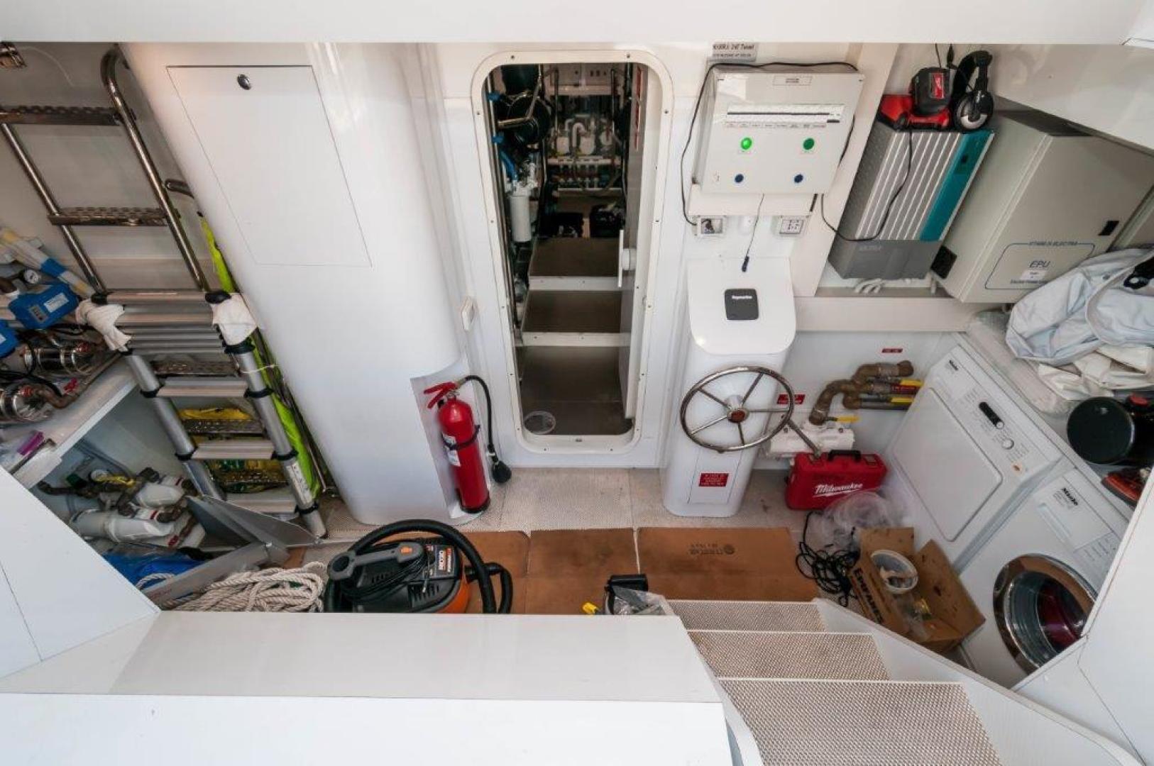 Maiora-84 Motor Yacht 2015-Never Rest SANDESTIN-Florida-United States-2015 Maiora 84 Motor Yacht Lazarette Never Rest-720608 | Thumbnail