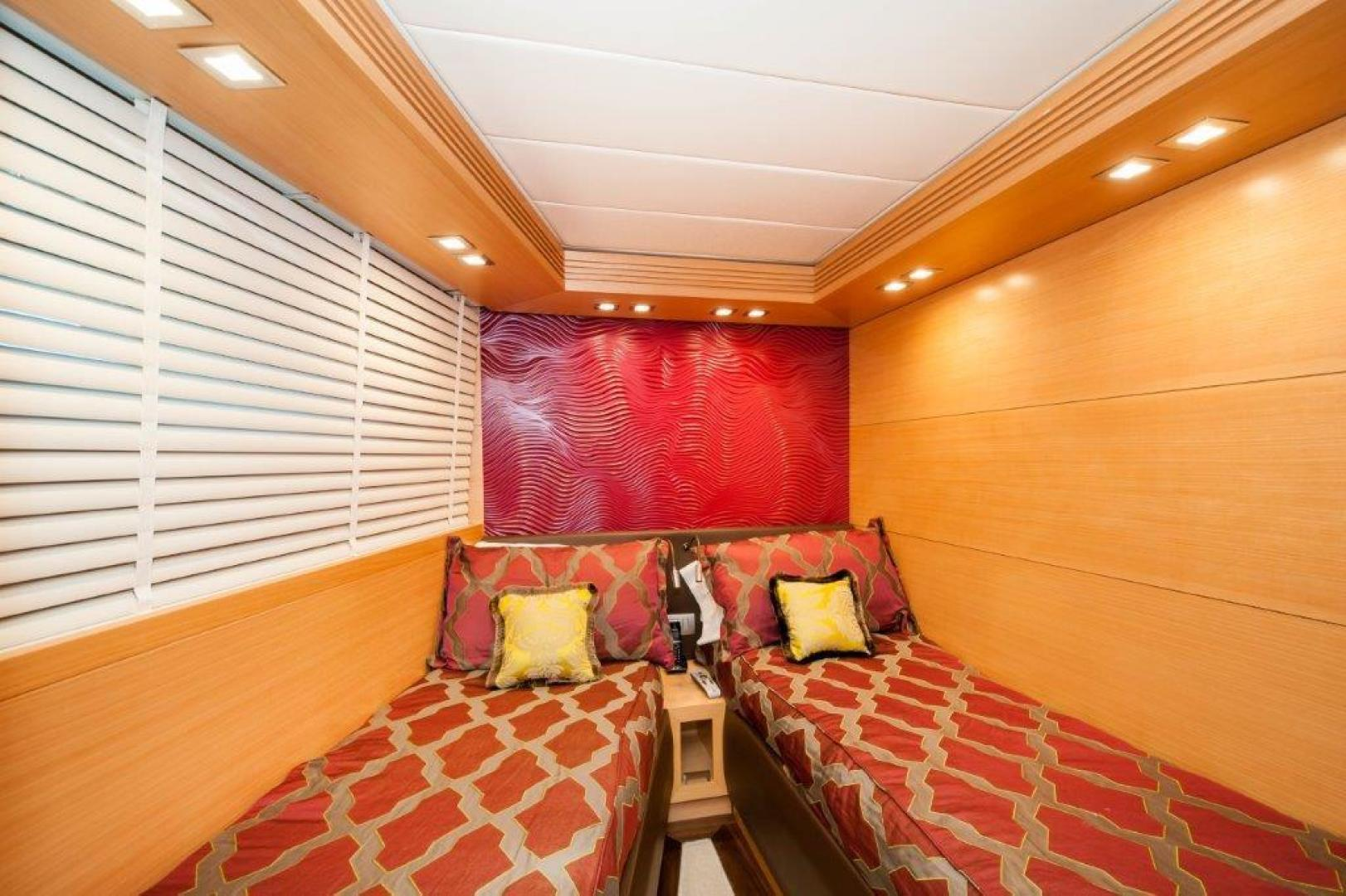 Maiora-84 Motor Yacht 2015-Never Rest SANDESTIN-Florida-United States-2015 Maiora 84 Motor Yacht Port Guest Stateroom Never Rest-720581 | Thumbnail