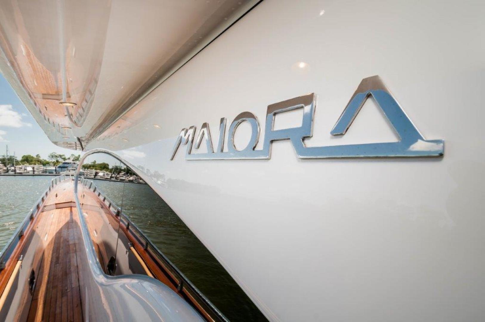Maiora-84 Motor Yacht 2015-Never Rest SANDESTIN-Florida-United States-2015 Maiora 84 Motor Yacht Logo Never Rest-720542 | Thumbnail